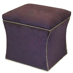 I pinned this Printemps Storage Ottoman from the sfa design event at Joss and Main!