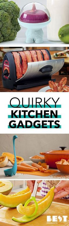 Don't forget to pin these crazy-cool kitchen gadgets you didn't know you needed!
