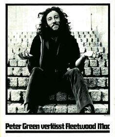 Issue 07/1970 - News: Peter Green leaves Fleetwood Mac