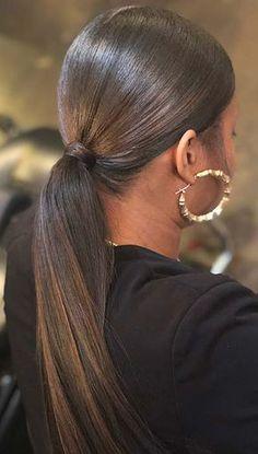 ponytail hairstyles for black women;ponytail hairstyles for black hair;ponytail hairstyles for black hair kids;ponytail hairstyles for long hair; Hair Ponytail Styles, Weave Ponytail Hairstyles, Sleek Hairstyles, Curly Hair Styles, Natural Hair Styles, Ponytail Ideas, Side Ponytails, Amazing Hairstyles, Straight Hairstyles For Prom