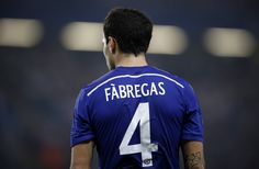 Cesc #footballislife