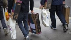 Black Friday boost for retail sales figures