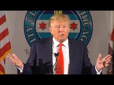 Donald J. Trump, Chairman and President, The Trump  Organization  Published on Jun 29, 2015
