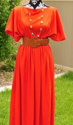 Effortless Caftan Dress-this website has endless sewing patterns for almost ANYTHING!