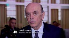 Ministro José Serra na 71° sessão da Assembleia Geral da ONU