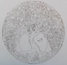 keltischer Baum des Lebens 4 von Tattoo-Design auf deviantART 3820