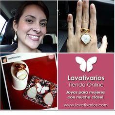 #Lavatilovers #Lavativarios  Tú eres nuestra verdadera inspiración!