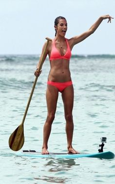 I plan on learning to paddleboard this year.
