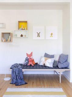 Gorgeous design for a playroom! #interior