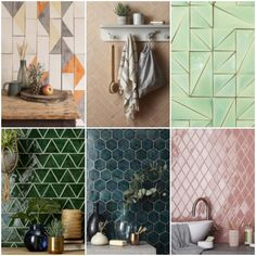 Kitchen Tile Diy, Kim's Kitchen, Kitchen Colors, Küchen Design, House Design, Dining Nook, New Home Designs, Updated Kitchen, Interior Styling