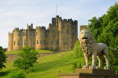 Top 16 Best Castles In England… I would love to visit all of these.