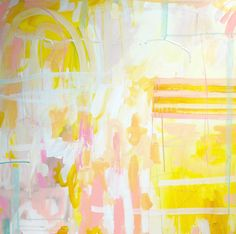 More Michelle Armas goodness. Like the peachy pink and yellow of this palette.