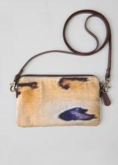 VIDA Leather Statement Clutch - Aqua Dreams by VIDA oYRUM1kt1