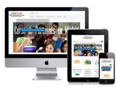 Proyectos de web marketing, hechos por Trilia Publi.