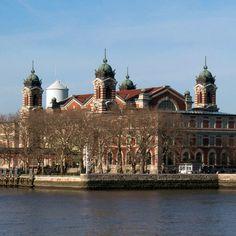 Ellis Island: Again in New Jersey