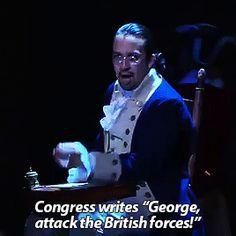 Yeah, I am in love with Alexander Hamilton AND Lin-Manuel Miranda. At the same time. @Lin Manuel Miranda