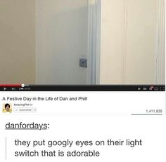 7c90ac964b6 I swear only phil will do this Daniel James Howell