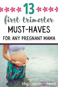 These first trimester must-haves are going to make your pregnancy so much more manageable! Pregnancy is hard, so anything you can do to make it easier is worth it. This article is full of first trimester pregnancy tips, as well as a first trimester checklist for all of the products you need to have a happy healthy pregnancy. #firsttrimester #firsttrimestermusthaves #pregnancymusthaves #fristtrimestertips #firsttrimesterworkout #firsttrimestermealplan #pregnancyessentials All About Pregnancy, First Pregnancy, Pregnancy Tips, Trimesters Of Pregnancy, Pregnancy Workout, First Trimester Workout, Earliest Pregnancy Symptoms, Pregnancy Must Haves, Quotes About Motherhood