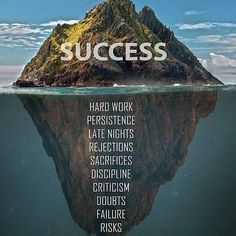 There's more to success than what most people think. Be proud of how far you've climbed. Hard Work Quotes, Study Motivation Quotes, Study Quotes, Work Hard, Motivation Inspiration, Dream Motivation, Motivation Pictures, Inspiration Fitness, School Motivation