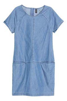 Vestido curto   H&M
