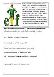 Elf Movie Trivia Questions And Answers Elf Movie Movie Trivia Questions Movie Facts