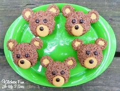 Camping fun food & craft ideas for kids and our McKinney Camping Trip! - Kitchen Fun With My 3 Sons