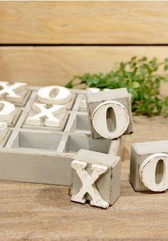 How to Make an Over sized Tic Tac Toe Board