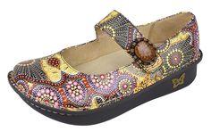 Alegria Shoes - Paloma Kenya Mary Jane Shoe, $119.95 (http://www.alegriashoes.com/products/paloma-kenya-mary-jane-shoe.html)