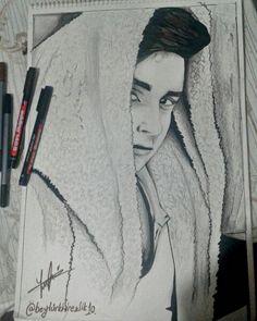 #tasarım #portre #beytürkkirezlik10