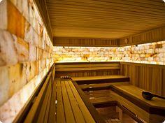image Sauna Steam Room, Sauna Room, Saunas, Salt Room Therapy, A Frame House Plans, Sauna Design, Wooden Architecture, Hot House, Spa Water
