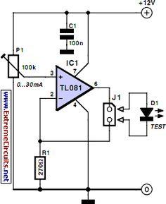 mosfet tester circuit diagram ile ilgili görsel sonucu   Elektronik