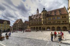 Rothenburg Ob Der Tauber, Louvre, Germany, Street View, Explore, Building, Photos, Travel, Pictures