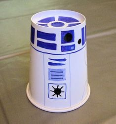 R2D2 Cup Project