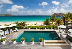 Hotel Saint-Barth Isle de France - Caribbean... | Luxury Accommodations