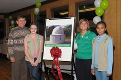 Observatory Grand Opening 5 at Camp Ledgewood  Girl Scout Ohio