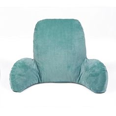 Foam Pillow, Super Soft Foam Reading Pillow for Arm&Back Support Bed Rest with Removable&Washable Cover (Green) >>> Continue to the product at the image link. Foam Pillows, Bed Pillows, Cushions, Plush Pillow, Reading Pillow, Reading In Bed, Bed Rest Pillow, Car Chair, Green Bedding