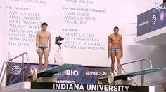 Olympic Diving Trials   Dorman, Hixon lead in synchro 3m semifinal