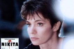 Anne Parillaud As Nikita In La Femme Nikita (1990)
