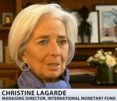 mykonos ticker: Statement by IMF: Managing Director, Christine Lag...