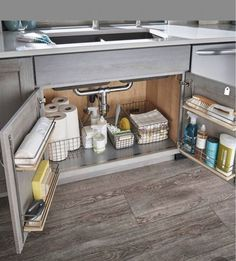 Kardashian Home Interior New Kitchen Organization Ideas Home Interior New Kitchen Organization Ideas Kitchen Sink Organization, Sink Organizer, Diy Kitchen Storage, Smart Kitchen, New Kitchen, Home Organization, Kitchen Decor, Kitchen Ideas, Kitchen Inspiration
