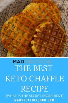 The Best Keto Chaffle Recipe with hemp seeds. The perfect sandwich bread or egg fast bread. Fast, low carb and delicious keto bread. Fast Low Carb, Keto Egg Fast, Low Carb Bread, Keto Bread, Easy Healthy Recipes, Low Carb Recipes, Eggfast Recipes, Chili Recipes, Drink Recipes