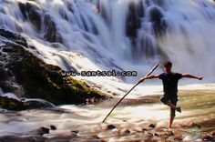 Kung fu practice under this amazing secluded waterfalls after an easy flat hike of Very few hikers; great for meditation. Labour Day, Tai Chi, Long Weekend, Kung Fu, Waterfalls, Meditation, Hiking, War, Adventure