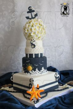 Arte E Zucchero Cake Design By Dora Luca : Fabulous Cakes on Pinterest Birthday Cakes, Wedding ...