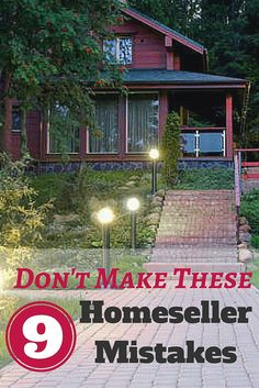 There's a lot you can do to help - and hurt - your home selling process. If you're thinking of selling your house anytime soon, you should read these tips.