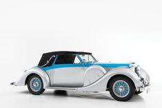 1938 Lagonda V12 Rapide Drophead Coupe