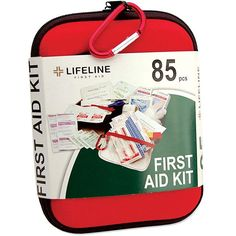 85-piece EVA First Aid Kits