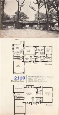 1000 images about 1960 39 s on pinterest vintage house for Garden design 1960s