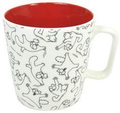 Simon's cat mug