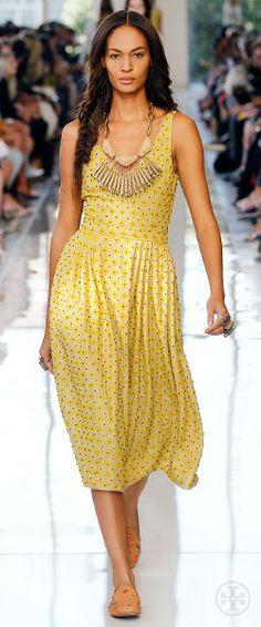 Tory Burch - love that dress