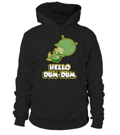 Hello Dum Dum - Gazoo  #videogame #shirt #tzl #gift #gamer #gaming
